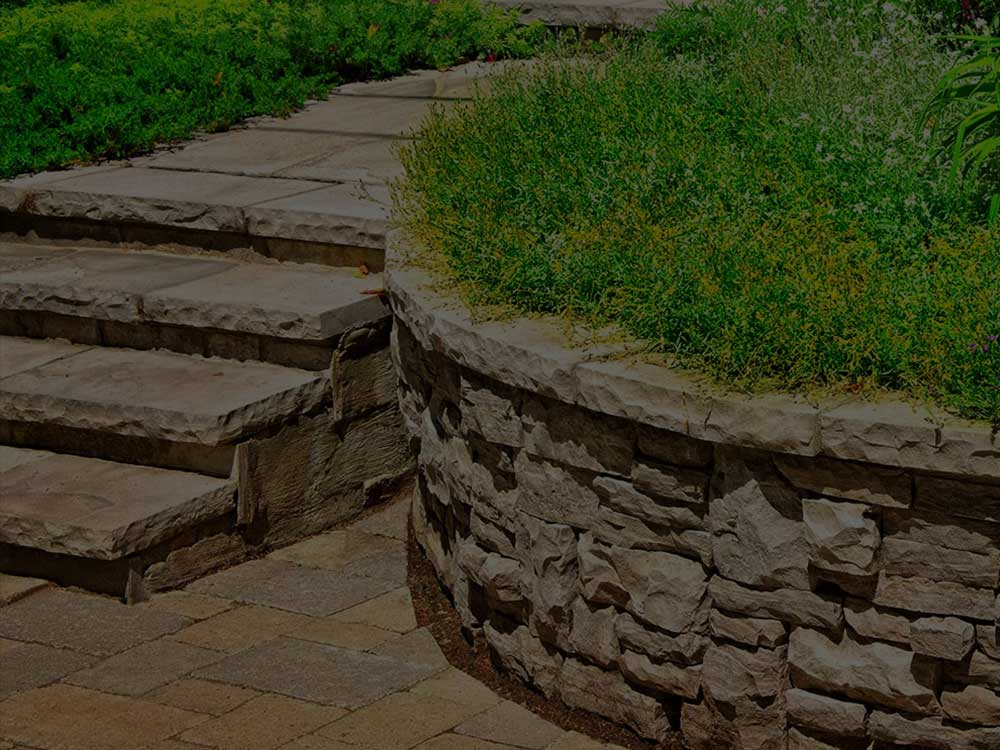 Woodland Hardscapes