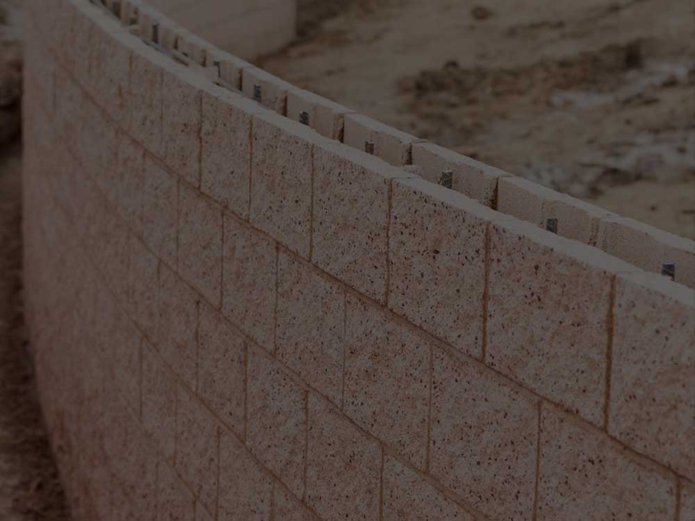 Woodland Retaining Walls